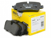 LR055454 2419204 Textar Premium Rear Brake Pad Set